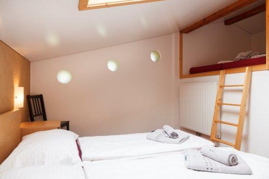 Vandans, Austria: 4er Zimmer in der Wohnung Saula