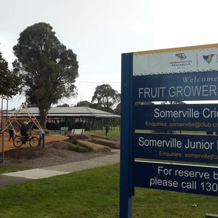 Somerville, Úc: Fruit Growers Reserve