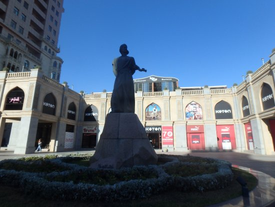 Nasimi Monument
