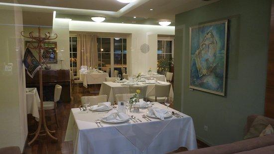 Luhacovice, República Checa: Restaurace - prostor pro úžasné gurmánské zážitky