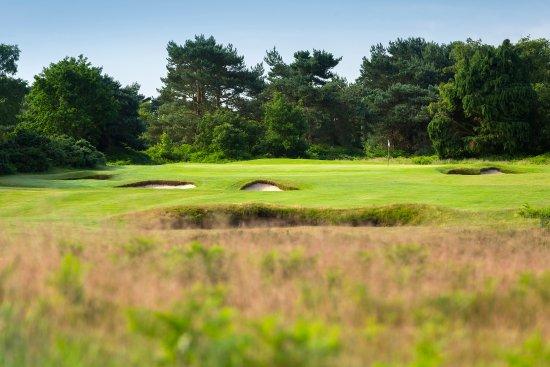 Thorpeness, UK: 12th hole
