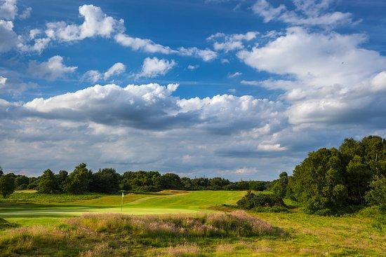 Thorpeness, UK: 13th hole