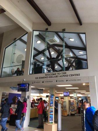 Sir Edmund Hillary Alpine Centre