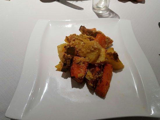Vegetarian Restaurant Santander San