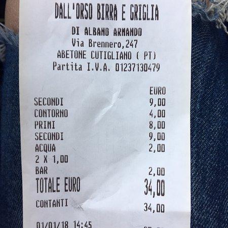 Dall'Orso Birra & Griglia Image