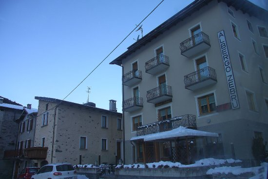 Bilde fra Hotel Zebru'