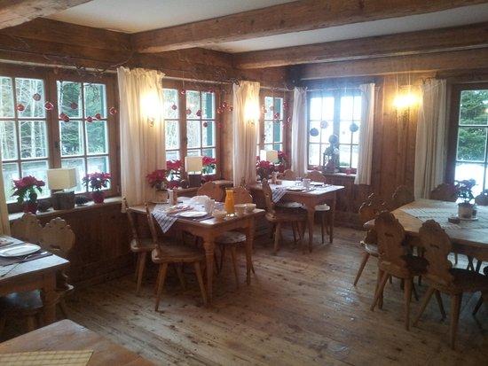 Thalgau, Österreich: Frühstücksraum