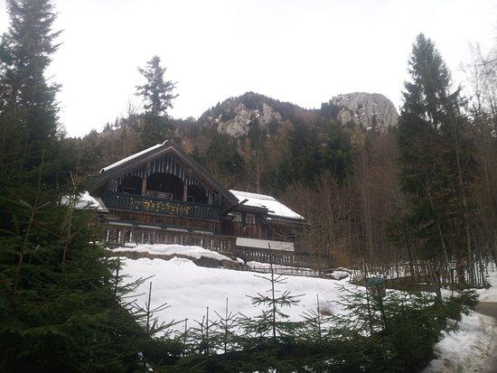 Thalgau, Österreich: Forsthaus