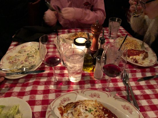 Kenny S Italian Kitchen Dallas Texas