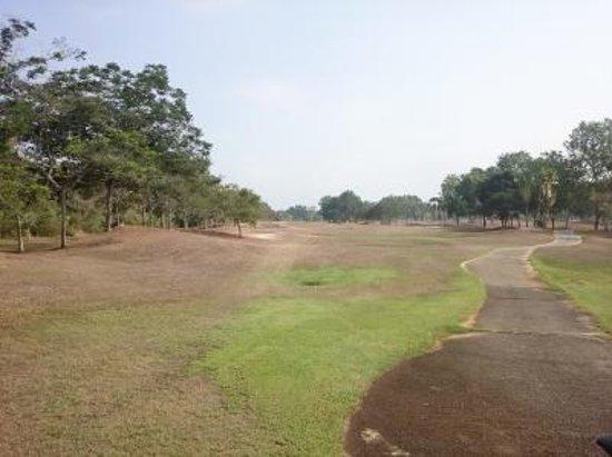 Kepala Batas, Малайзия: アップダウンの少ないコース