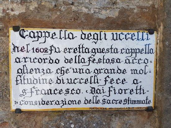 Chiusi della Verna, Italia: 20171229_130136_large.jpg