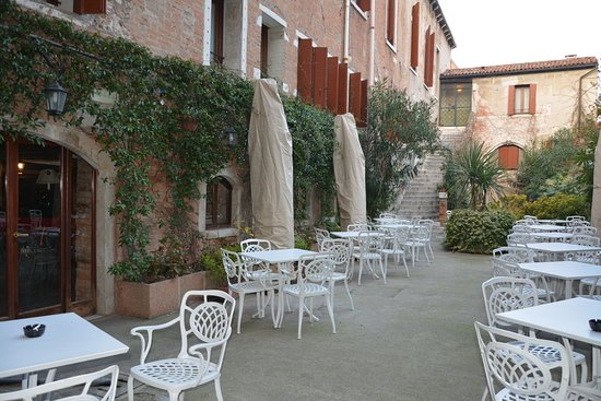 Hotel Al Sole: Der Garten