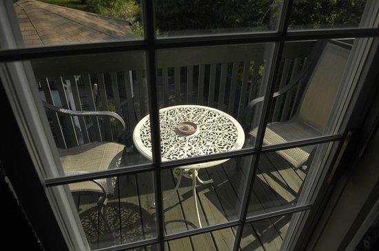 Butler Creek House: Garden Balcony Suite - Private Balcony