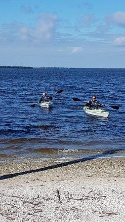 Gulf Coast Kayak Photo