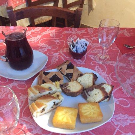 Castell'Azzara, Włochy: Agriturismo Le Paicciole