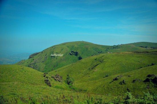 Chikkamagaluru District, الهند: Baba Budan Giri