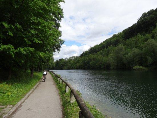 Marienbrucke in Gmunden