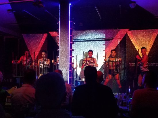 The Venue Cabaret & Residence: NYE show at the Venue