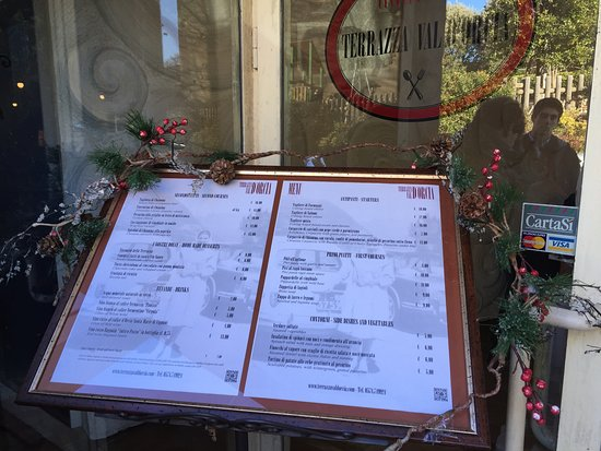 Terrazza Val D\'Orcia, Pienza - Restaurant Reviews, Phone Number ...