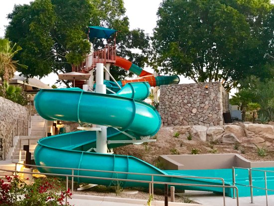 The Phoenician A Luxury Collection Resort Scottsdale Water Slide