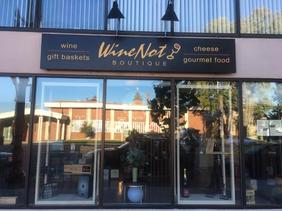 4633e7a3 You can find WineNot Boutique at 221 Main St in Nashua. - Picture of ...