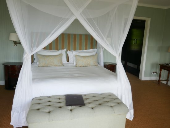 Addo, África do Sul: very comfy bed