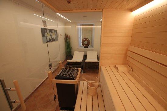 Seebockenhotel Zum Weissen Hirschen: Sauna