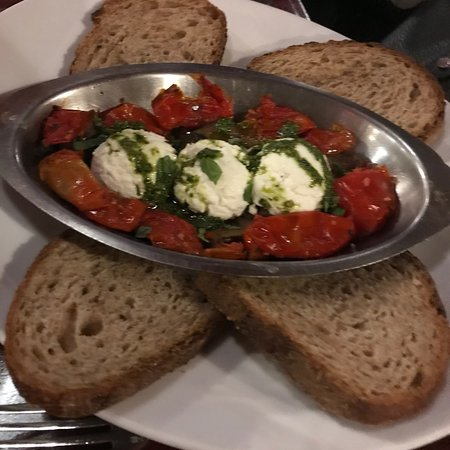 Ellenville, NY: Goat cheese