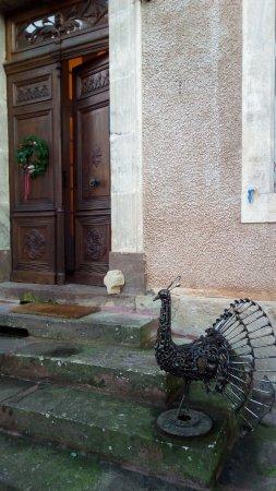 Saint-Affrique, France : jolis ornements