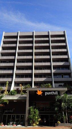 Punthill Brisbane: Eingang und Restaurant