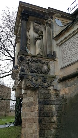 Denkmal Moritz Kurfürst von Sachsen