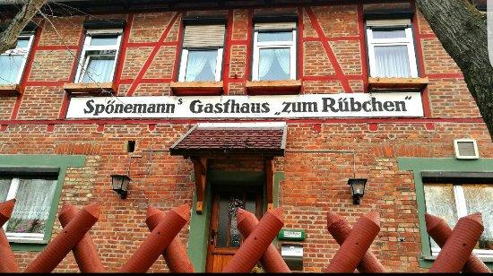 Gasthaus Zum Rubchen Thale Restaurant Bewertungen Telefonnummer