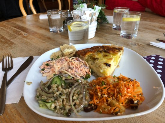 Llanidloes, UK: Great Oak Cafe