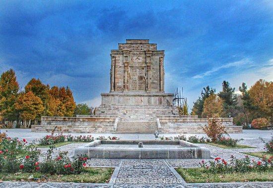Tus, Iran: The tomb of Ferdowsi, very beatiful and tiny. hope to enjoy it