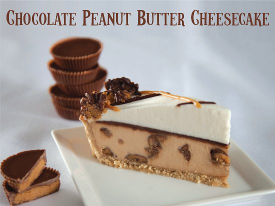 Bellefontaine, OH: Bursting with Reese's Peanut Butter Cups!