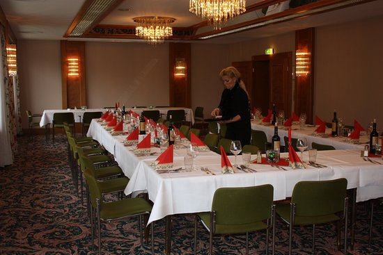 Sauerland Alpin Hotel: diverse groepsruimten met vergaderfaciliteiten
