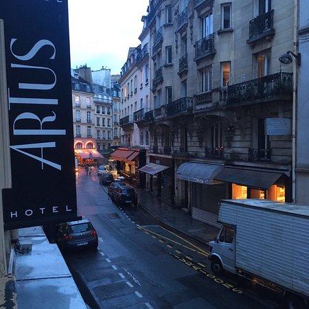 Hotel Artus Paris