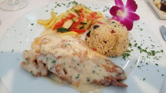 Harry's Continental Kitchens: Soft Shell Crabs in Lemon Butter Sauce