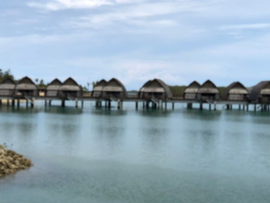 Fiji Marriott Resort Momi Bay Over Water Bure Villas