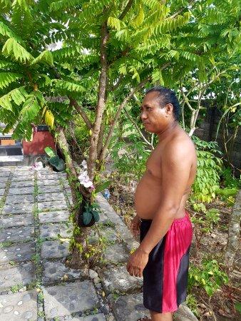 Pura Gede Luhur Batu Ngaus: návště u místních doma