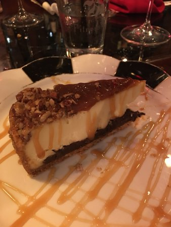 Yorba Linda, Kalifornien: Turtle cheesecake