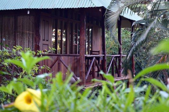 Tabulia Tree Hotel & Villas: Private patio, villa