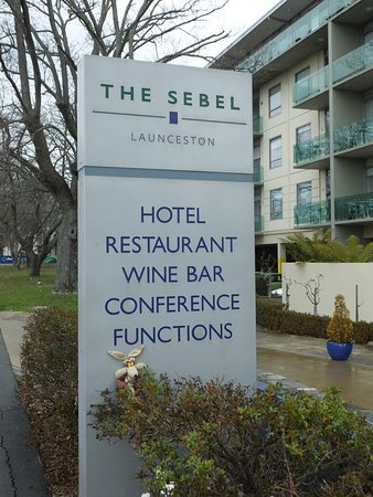 The Sebel Launceston: Wylie at the Sebel