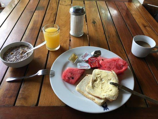 Sotavento Hotel & Yacht Club: breakfast