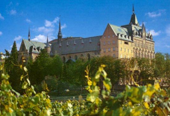 Restaurant Kornblume: Kloster Calvarienberg Ahrweiler RLP