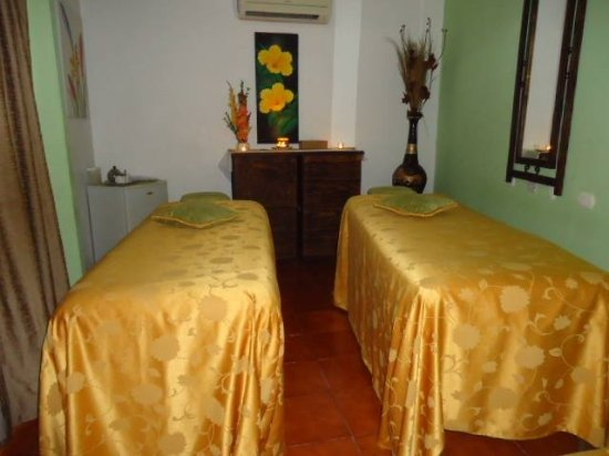 La Fortuna de San Carlos, Kosta Rika: Sala para parejas