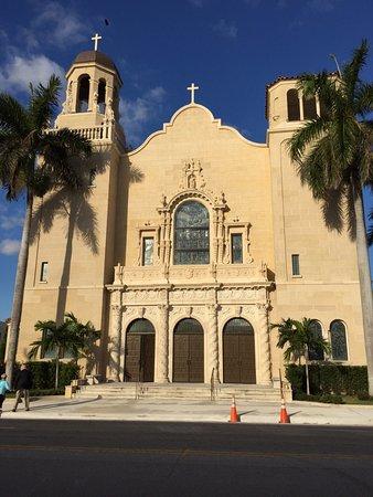 St Edward Roman Catholic Church Palm Beach Fl