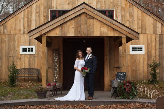 Rehoboth, MA: The Barn at Five Bridge Inn - Event space available [Photo: Meghan Costic Photography]