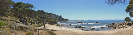 Cape Naturaliste, Australien: Shelley beach Bunker Bay