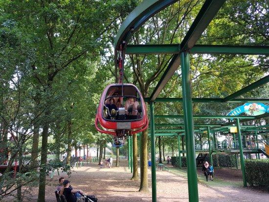 Volkel, The Netherlands: Воздушный велосипед